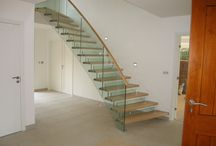 Staircases / Fantastic staircases, some of which are designed and built by Mounts Hill Woodcraft.  Take a look for some inspiration - they are gorgeous!!