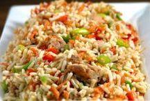 σαλάτα ρυζιου