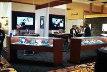Luxury/JCK Show / Annual event in Las Vegas, NV.
