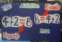 Kinder Math / by Maddie Smith