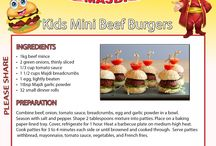 Kids Meals / It's all about feeding your kids healthy and delicious meals!