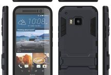 HTC ONE M9 GHOSTEK ARMADILLO CASE ! / HTC One M9 Case, Ghostek Armadillo Dark Navy w/ M9 Tempered Glass Screen Protector - Slim Armor 4 Layer Case w/ Kickstand for HTC One M9 GHOCAS258.