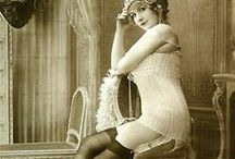 1920's Glamour and Party Girls