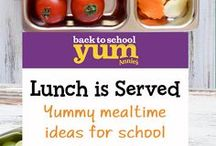 Lunch time meals
