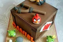 Angry Bird Party Inspo