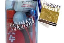 emergency kit in a tin