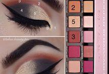 Makeup Eye~Looks (Pallets)