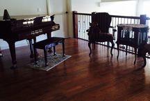 Music room