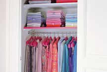 Dica organizada: closets