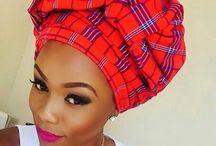 Headwrap styles