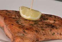 Food-Non-vegetarian, Fish