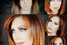 makeup tutorial, blue eyes