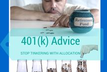 IRA's, 401(k), oh my! / Investing for retirement