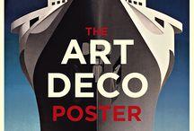 Art Deco graphic designs