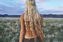 • HAIR  | Long Hair Don't Care