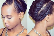 protective hairstyle!