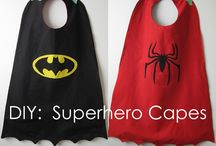 Capes for Kindies
