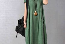 Linen Dresses For Women