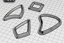 LC Cutters for 3D printers / STL data to download for your 3D printer.