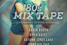 '80s Mix Tape (a Romance Rewind Anthology, #2) / Seven New Adult stories of love in the '80s, inspired by songs of the decade…   Pre-order for $.99!   http://amzn.to/1mNUDUj