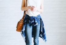 What to wear trends / Closet