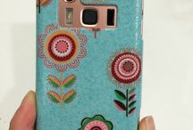iPhone cases / My works  ハンドメイド