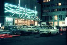 Neon nostalgy