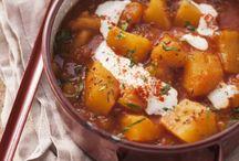 Kartoffeln / Kartoffelgulasch