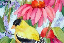Bird Lovelies