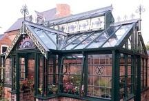 DIY greenhouse and garden ideas