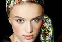 Headscarfs for curly hair