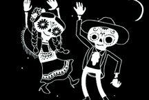 Día de Muertos / Día de Muertos activities and crafts.