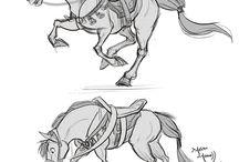 Horses / #horse #unicorn #horses #unicorns #centaur #centaurs #sheep #cow