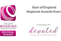 TWIA - Set of England dependent wedding planner of the year
