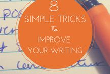 Write better / Writing tips, grammar, style, free classes