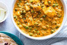 Vegan & Veganizables: Indian food