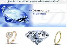 Diamond Jewellery / Online web shop for high quality diamond jewellery. View all our diamond jewels in our online shop. Our online business model allows us to offer you these high quality jewels at excellent prices. www.baunat.com