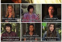 The 100 / Bellamy Blake