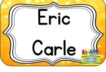 Eric Carle / Fun projects and ideas using Eric Carle books