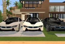 Sims 4 CC Cars
