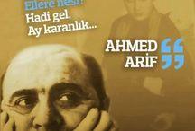 AHMED ARİF