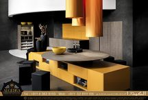 Kitchen Interior Design by Algedra Interior Design / We've gathered all our best kitchens in one place – from country casual to sleek and modern. Take a look at some of our favorite kitchen designs.