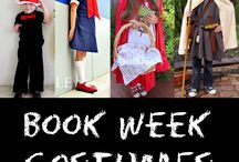 Book Week ideas / by Bishop David L. Walker Library