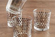 glassware / by Meghan McCambridge