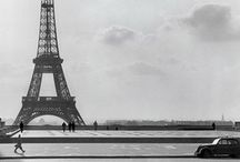 Paris is for lovers / by Petra Naray