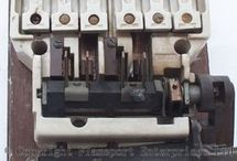 Old Electrical Fuseboxes