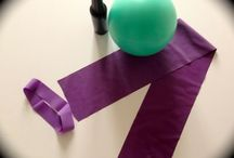 Fitness Kit / The best picks of home fitness equipment to tone the pregnant and post baby body. Easy to use and store.