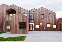 Architecture - Kindergarten