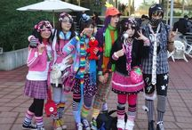 Decora and other Japanese fashions  / by Crystal Rose
