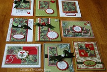 christmas cards / by Susan Goldie Wilson